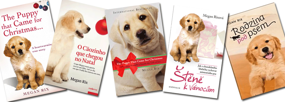 the_puppy_that_came_for_christmas_editions