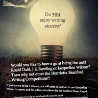Another writing competition!!!! :-)
