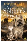cover of a soldiers friend by megan fix