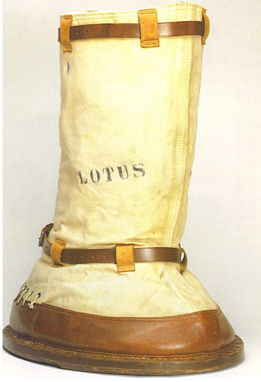Lizzie's boots
